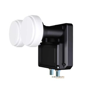 Inverto Black Pro Monoblock Twin LNB 6°