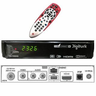 Digitürk HD Receiver HM-9505HD